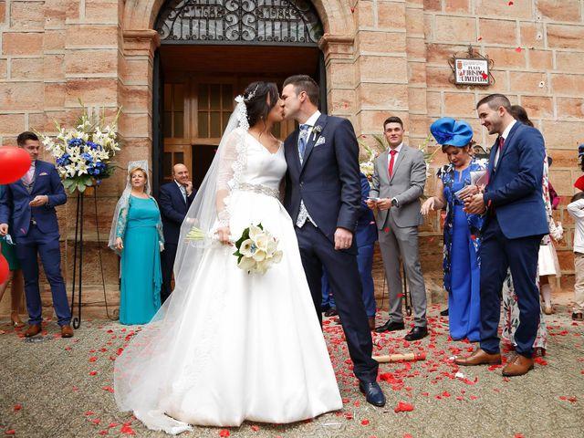 La boda de Jose Daniel y Andrea en Arquillos, Jaén 13