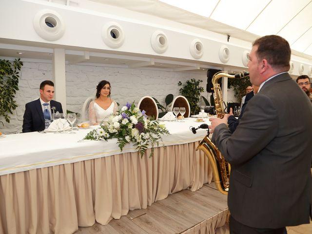 La boda de Jose Daniel y Andrea en Arquillos, Jaén 15