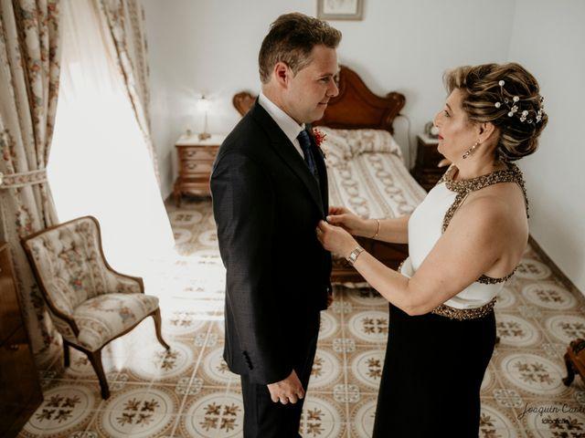 La boda de Sergio y Lourdes en Mengibar, Jaén 9