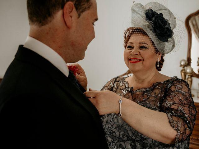 La boda de Sergio y Lourdes en Mengibar, Jaén 10