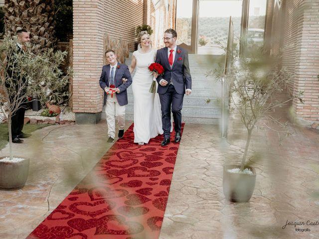 La boda de Sergio y Lourdes en Mengibar, Jaén 33