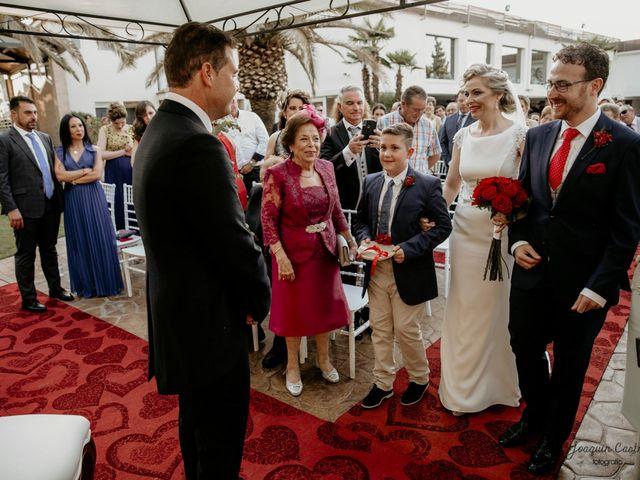 La boda de Sergio y Lourdes en Mengibar, Jaén 34
