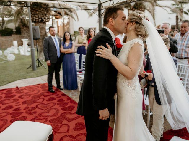 La boda de Sergio y Lourdes en Mengibar, Jaén 35