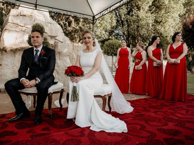 La boda de Sergio y Lourdes en Mengibar, Jaén 36