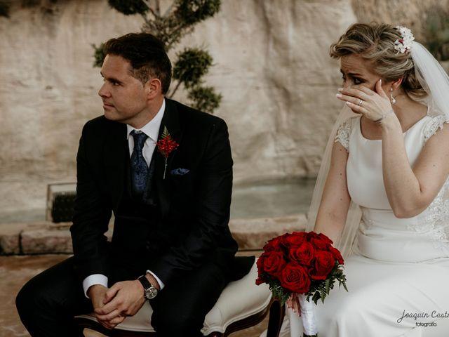 La boda de Sergio y Lourdes en Mengibar, Jaén 38