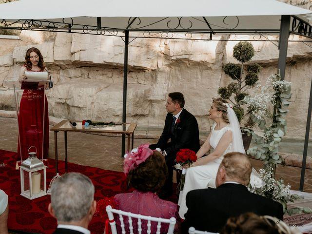 La boda de Sergio y Lourdes en Mengibar, Jaén 40