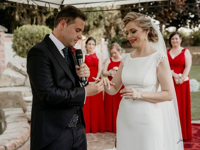 La boda de Sergio y Lourdes en Mengibar, Jaén 43