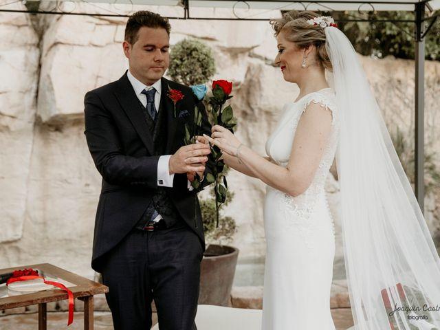 La boda de Sergio y Lourdes en Mengibar, Jaén 44