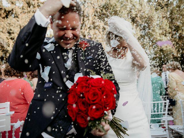 La boda de Sergio y Lourdes en Mengibar, Jaén 48