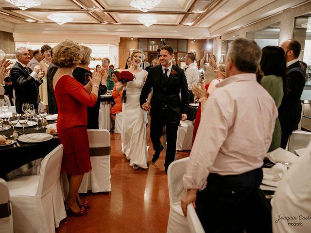 La boda de Sergio y Lourdes en Mengibar, Jaén 50