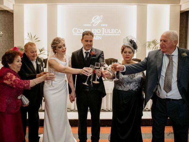 La boda de Sergio y Lourdes en Mengibar, Jaén 52
