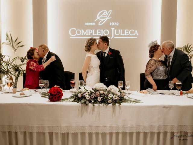 La boda de Sergio y Lourdes en Mengibar, Jaén 53