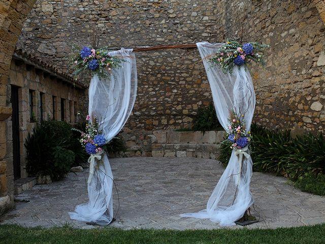 La boda de Lluis y Gisela en Altafulla, Tarragona 24