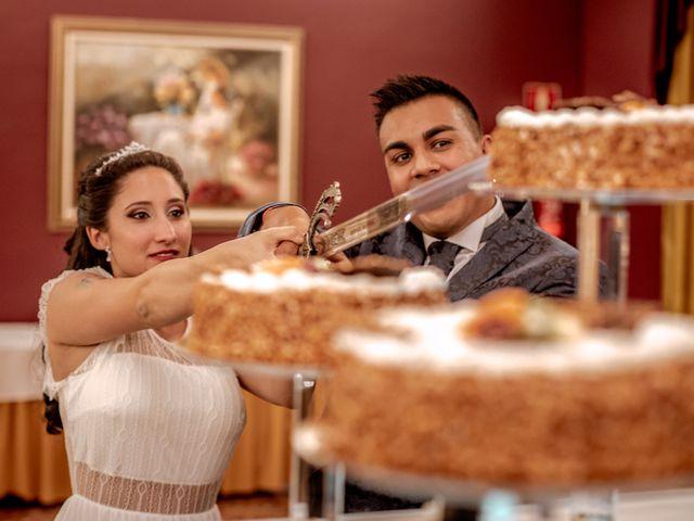 La boda de Alex y Tania en Albal, Valencia 11