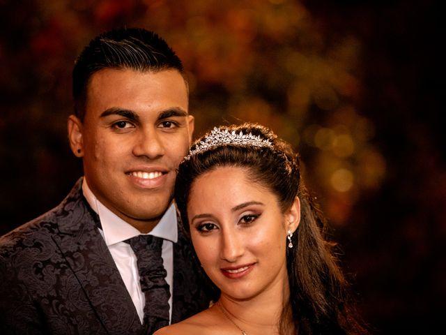 La boda de Alex y Tania en Albal, Valencia 18