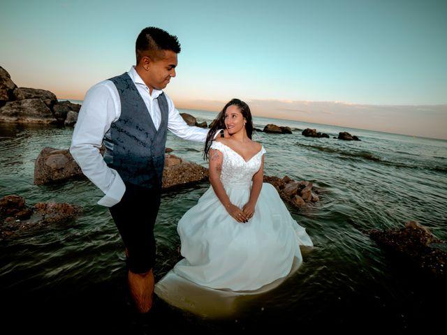 La boda de Alex y Tania en Albal, Valencia 21