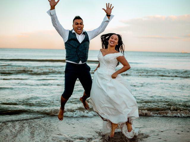 La boda de Alex y Tania en Albal, Valencia 2