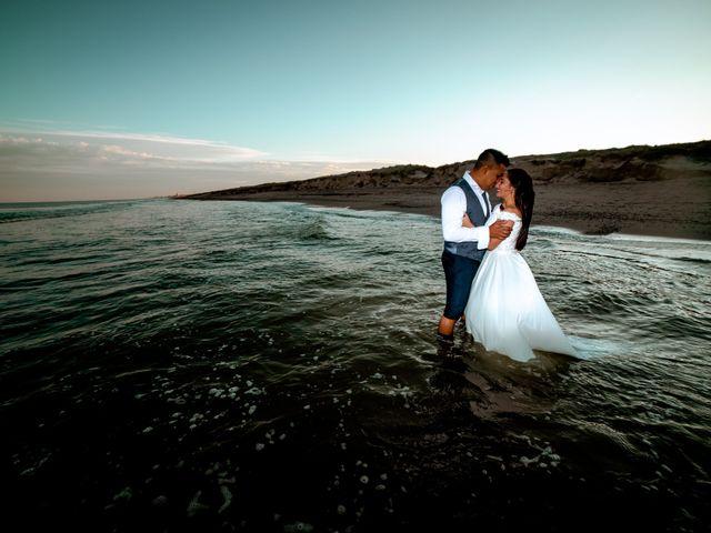 La boda de Alex y Tania en Albal, Valencia 34