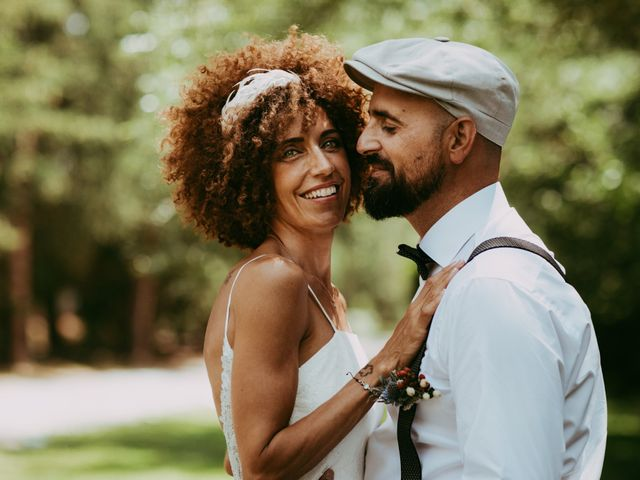 La boda de Marta y Raul