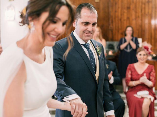 La boda de Soraya y Jose en Atarfe, Granada 41