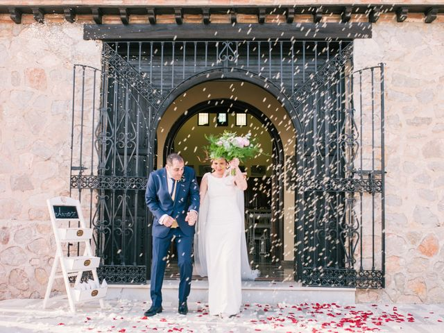 La boda de Soraya y Jose en Atarfe, Granada 43