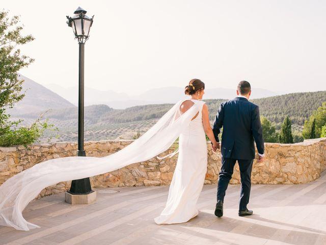 La boda de Soraya y Jose en Atarfe, Granada 45