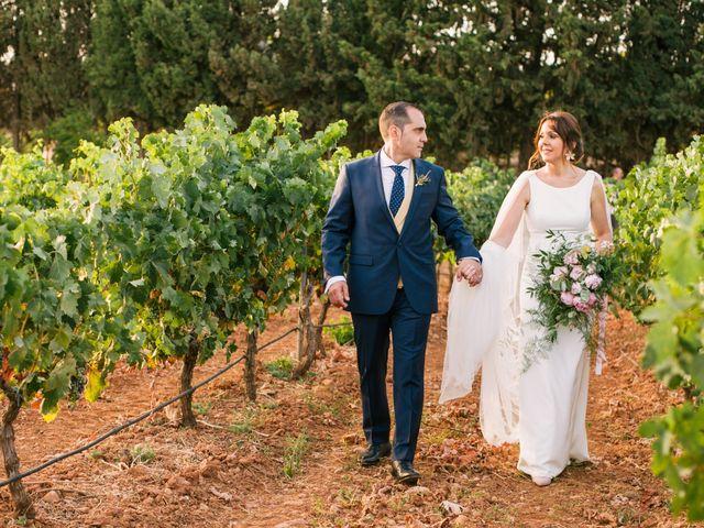 La boda de Soraya y Jose en Atarfe, Granada 48