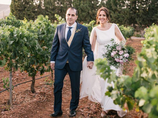 La boda de Soraya y Jose en Atarfe, Granada 49