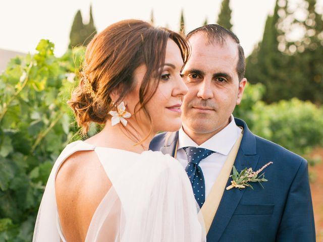 La boda de Soraya y Jose en Atarfe, Granada 52
