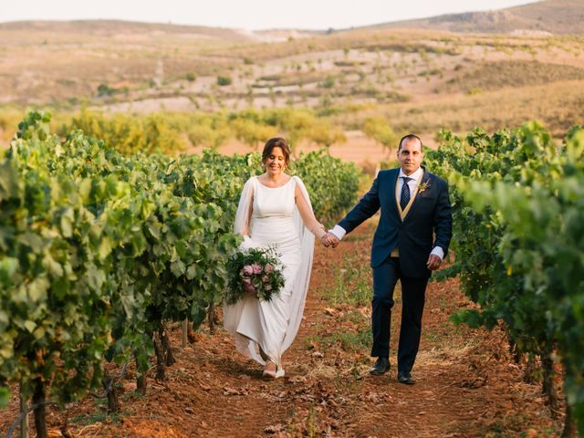 La boda de Soraya y Jose en Atarfe, Granada 53