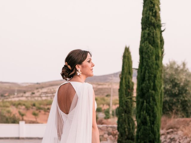 La boda de Soraya y Jose en Atarfe, Granada 58