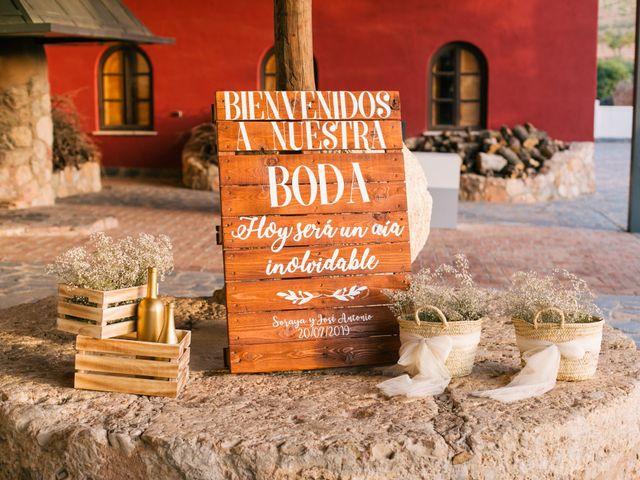 La boda de Soraya y Jose en Atarfe, Granada 63