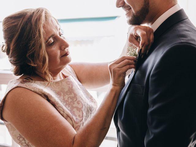 La boda de Josué y Saray en Alboraya, Valencia 5