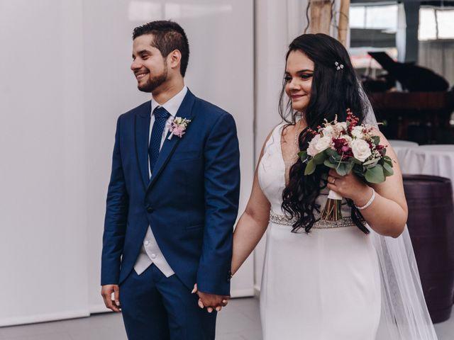 La boda de Josué y Saray en Alboraya, Valencia 10