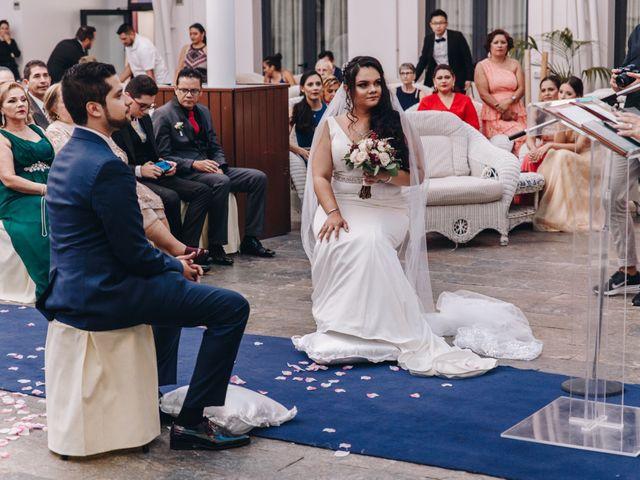 La boda de Josué y Saray en Alboraya, Valencia 11