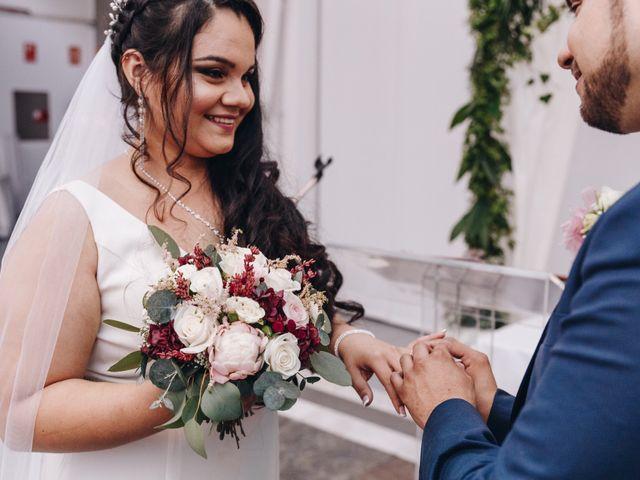 La boda de Josué y Saray en Alboraya, Valencia 14