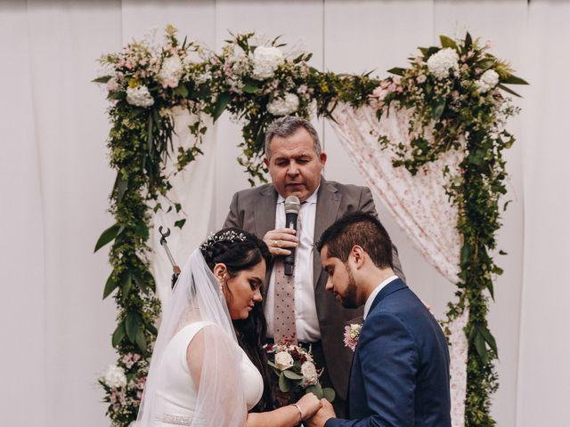 La boda de Josué y Saray en Alboraya, Valencia 15