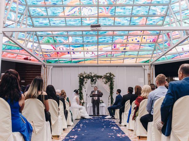 La boda de Josué y Saray en Alboraya, Valencia 23