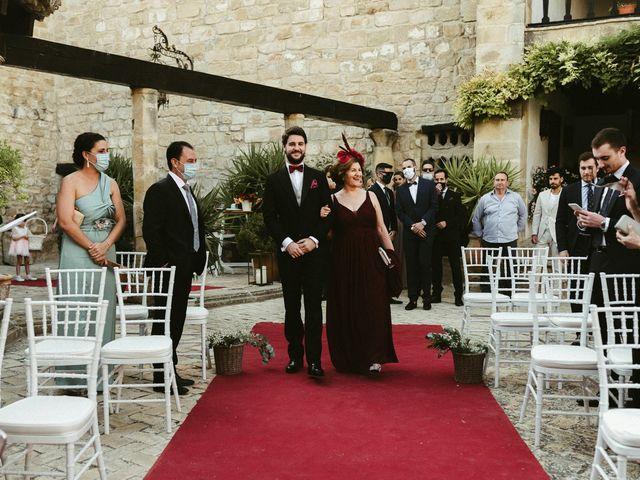 La boda de Pedro y Adriana en Ubeda, Jaén 27