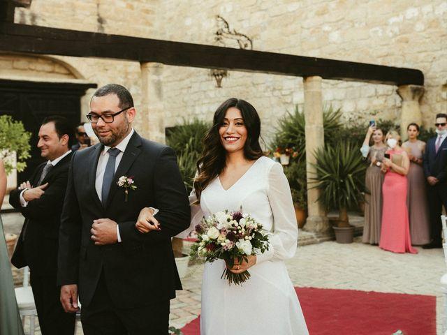 La boda de Pedro y Adriana en Ubeda, Jaén 30
