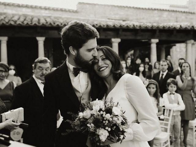 La boda de Pedro y Adriana en Ubeda, Jaén 1