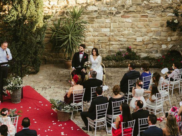 La boda de Pedro y Adriana en Ubeda, Jaén 33