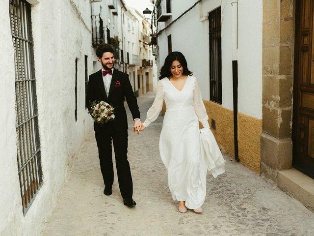 La boda de Pedro y Adriana en Ubeda, Jaén 2