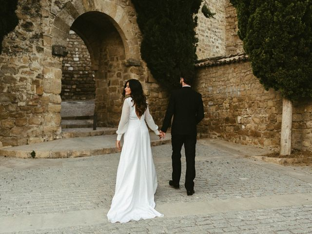 La boda de Pedro y Adriana en Ubeda, Jaén 48