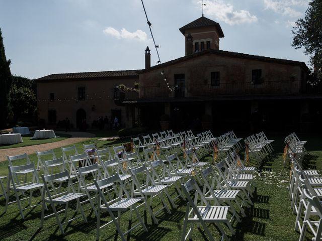 La boda de Aida y Karin en La Garriga, Barcelona 45