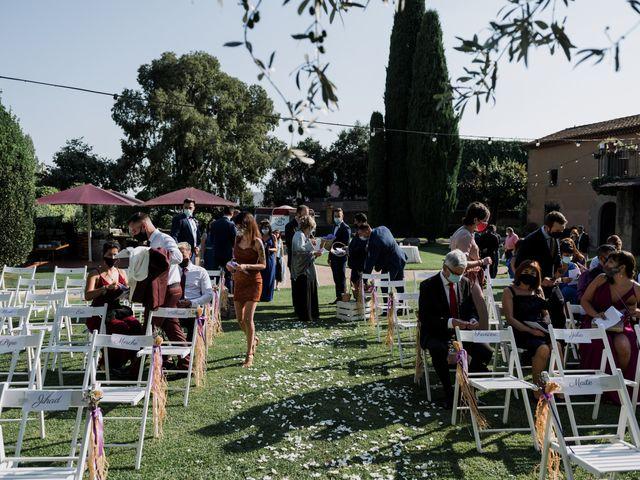 La boda de Aida y Karin en La Garriga, Barcelona 46