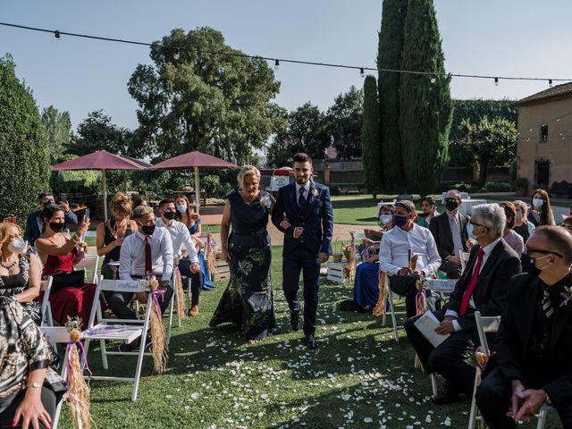 La boda de Aida y Karin en La Garriga, Barcelona 49