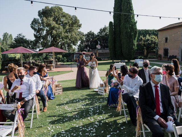 La boda de Aida y Karin en La Garriga, Barcelona 50