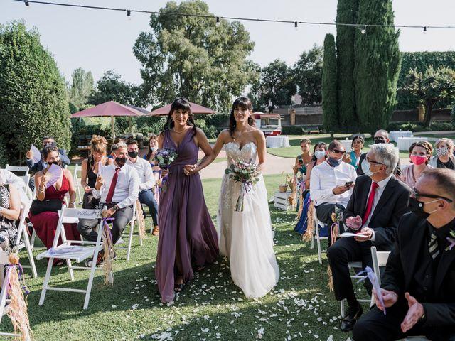 La boda de Aida y Karin en La Garriga, Barcelona 51