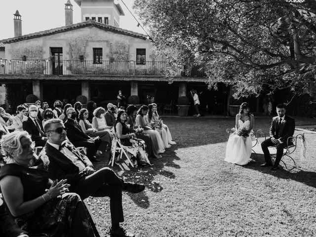 La boda de Aida y Karin en La Garriga, Barcelona 52